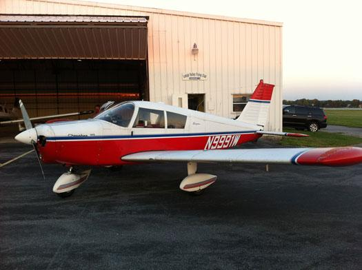 N9991W - Lehigh Valley Flying Club - 2014