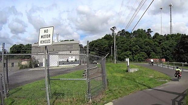 DCRT - No Motor Vehicles