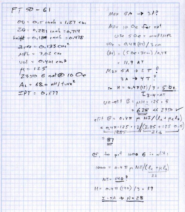FT50-61 Doodles
