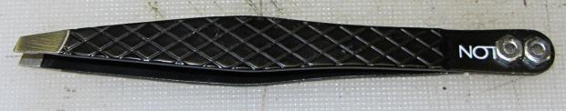 Revlon tweezers - fixed - rear