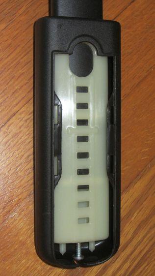 Steelcase Leap - arm mechanism