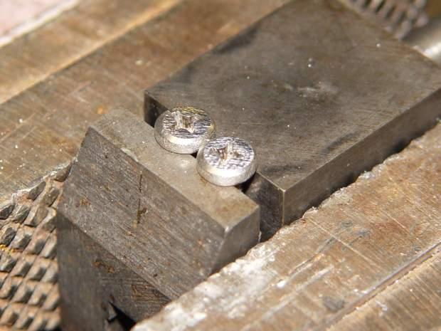 ET227 Heatsink - mounting screws