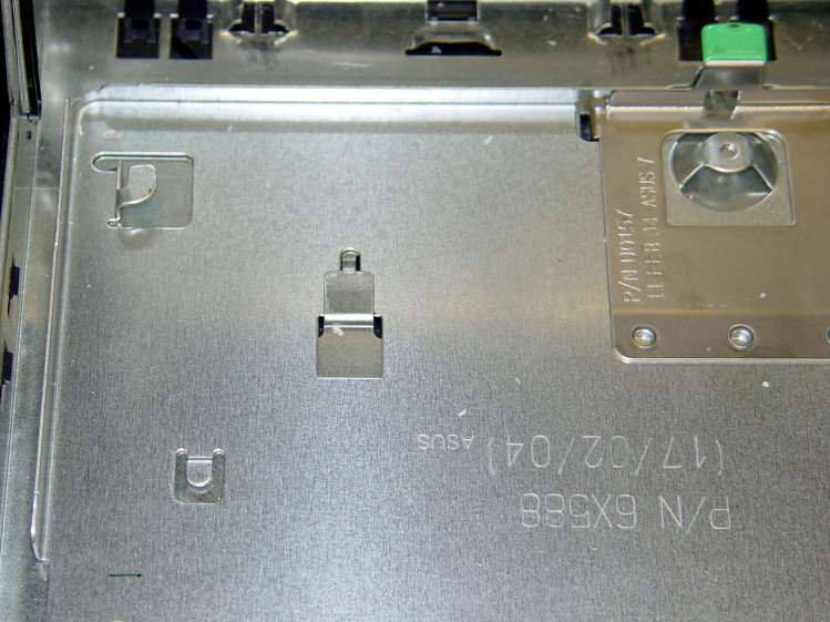 Optiplex GX270 - system board tray