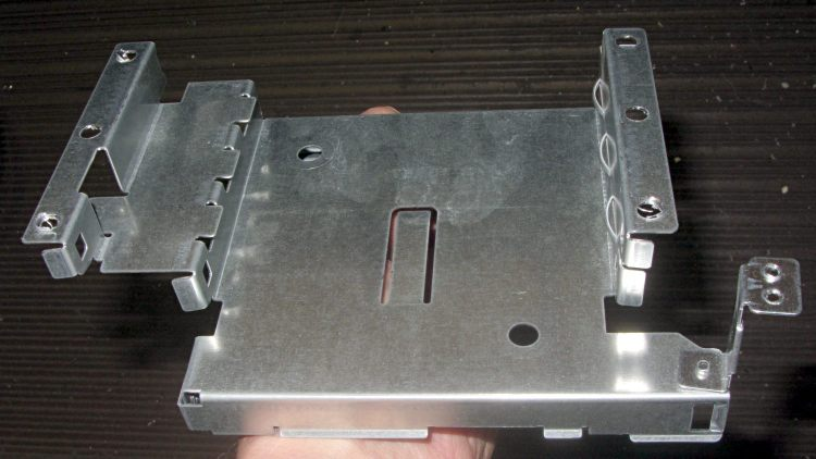Dell drive bracket - intact