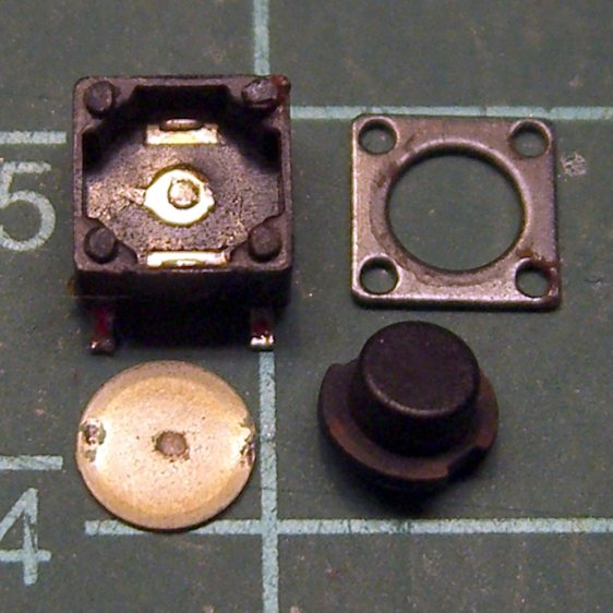 Doorbell switch - parts