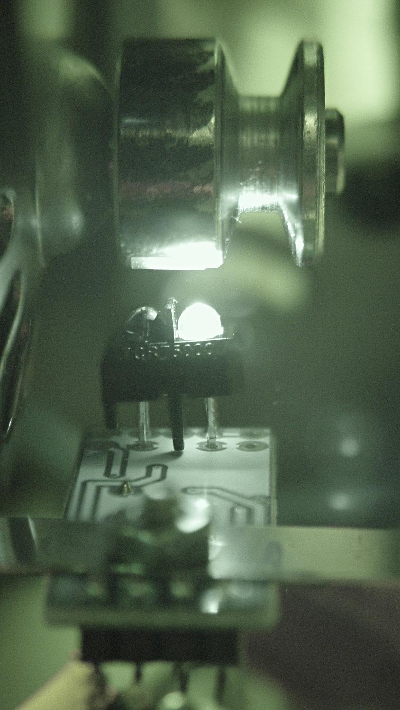 Sewing Machine Rpm Sensing Gun Bluing Ftw The Smell Of