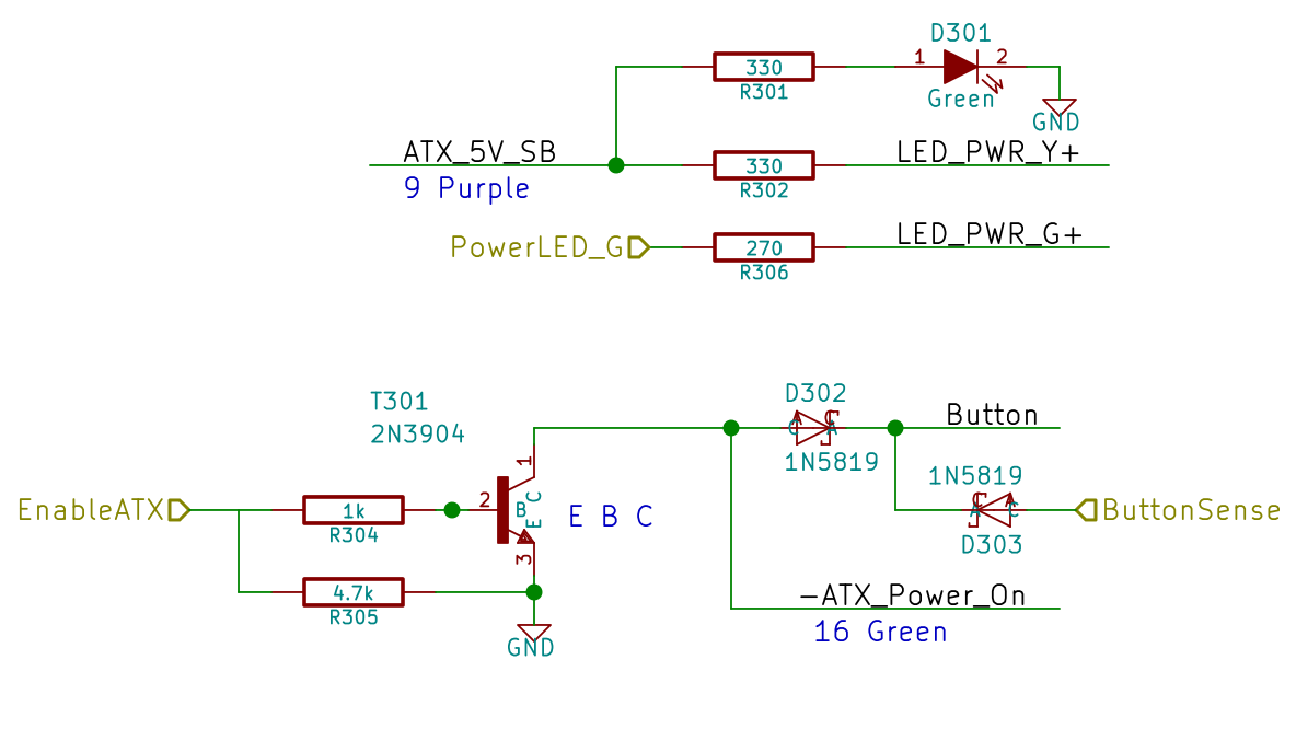 Nice Atx Power Supply Pinout Turn On Gift - Electrical System Block ...