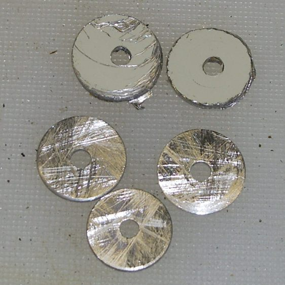 M2 Hotrod Platform - rough-cut washers