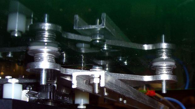 M2 Hotrod Platform - aligning washers