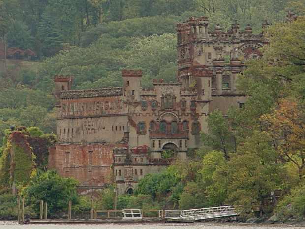 Bannermans Island Arsenal - 2005-10-22