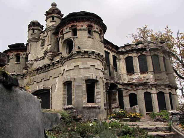 Bannermans Island - House
