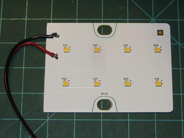 LED Panel - 24 V 150 mA