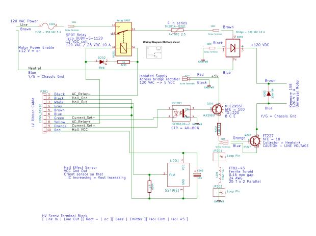 AC Power Interface