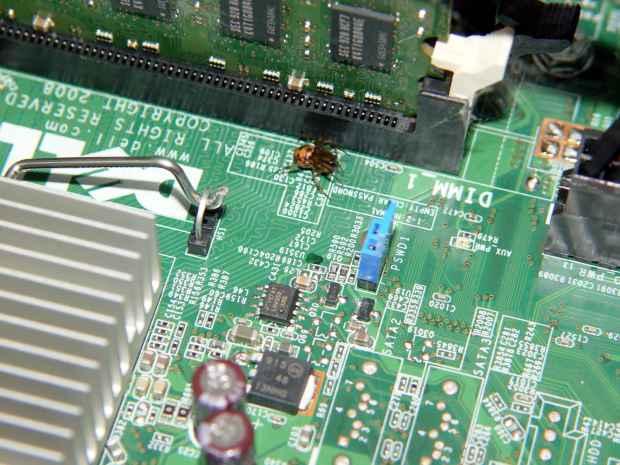 Spider in Optiplex 760