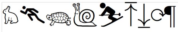 Symbola font test