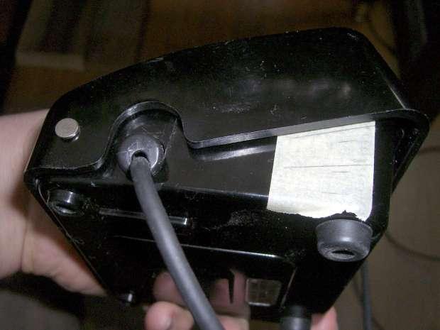 Kenmore 158 - Foot Pedal - motion recalibration