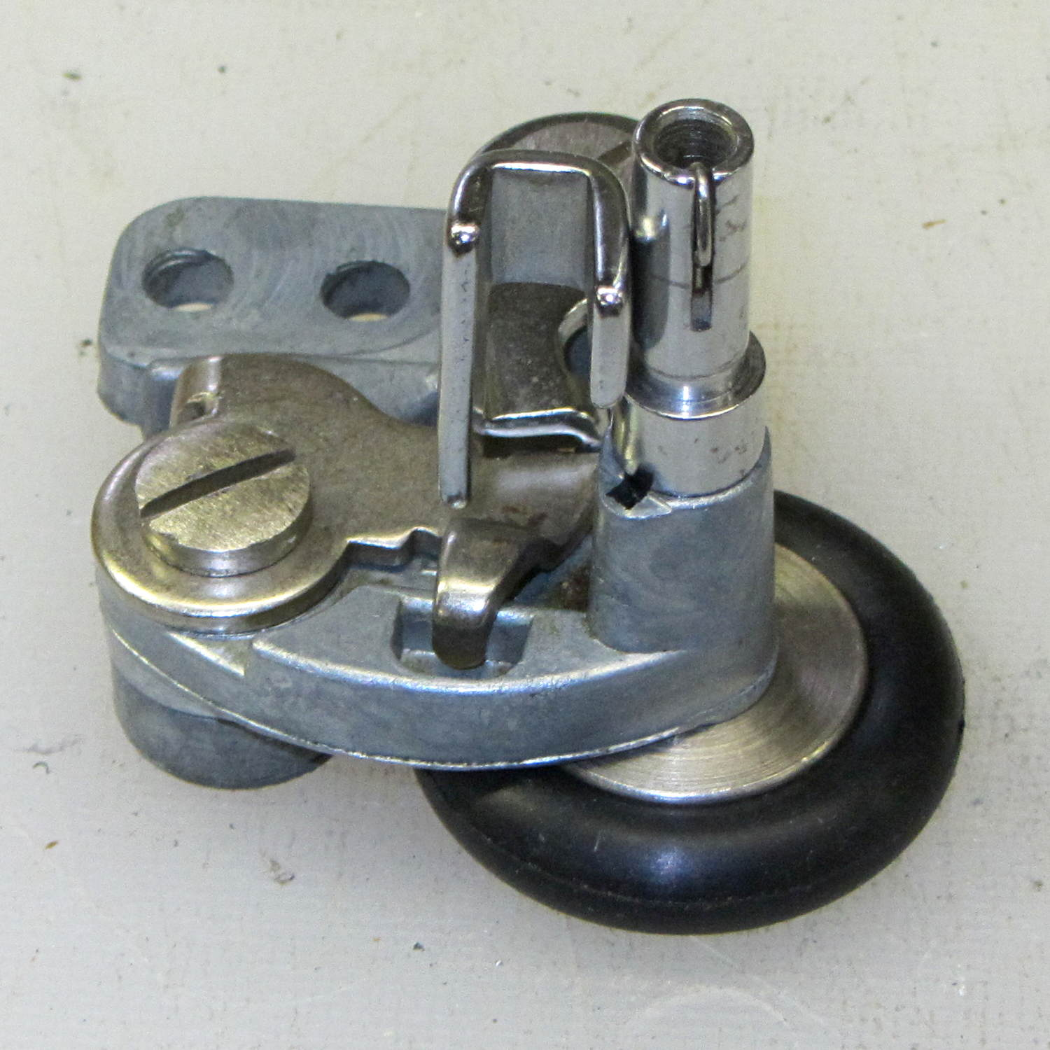 Kenmore 158: Bobbin Winder Repair   The Smell of Molten ...