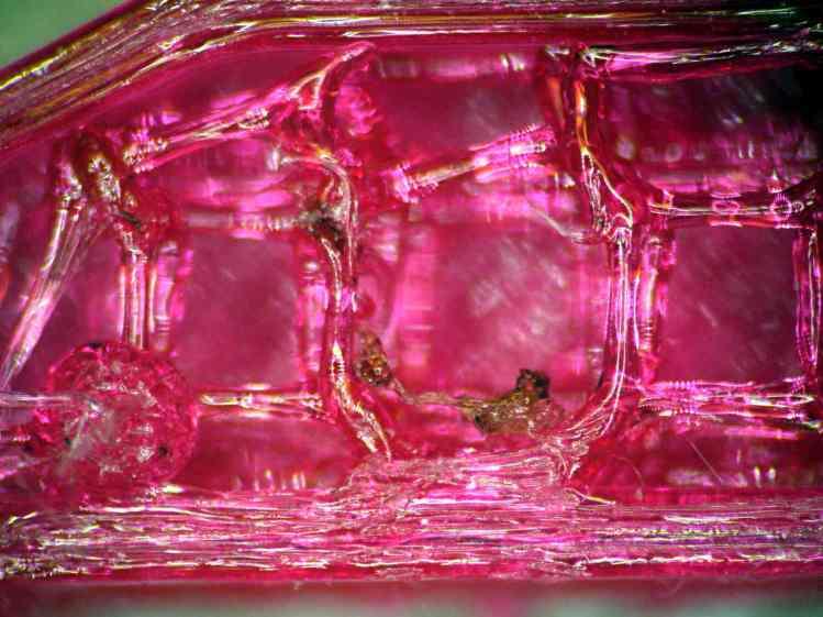 PETG Chisel Handle - oxidized plastic