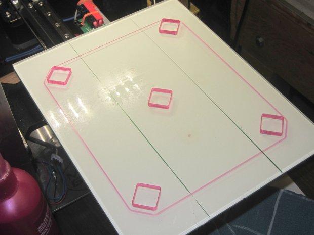 Thinwall Calibration Cubes - 5 copies