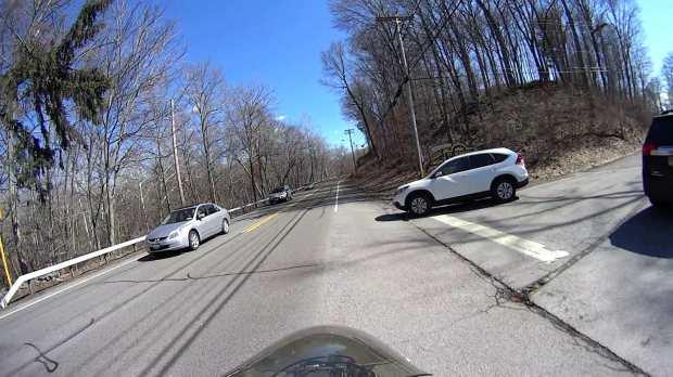Cedar Valley Rd - Left Cross - T-0