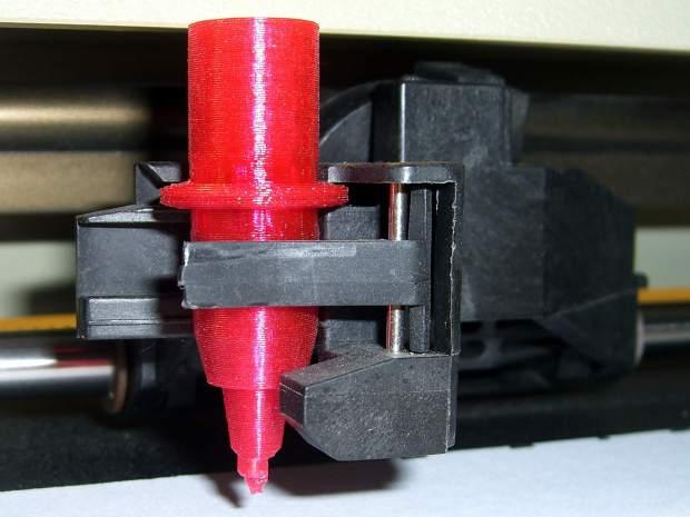 HP 7475A Plotter Pen Body - in holder