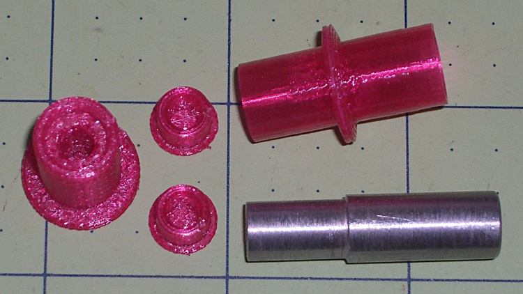 HP7475A - Sakura Micro Pen Adapter - mandrel