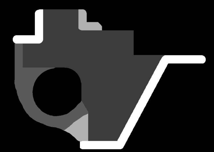 HP7475A - knife stabilizer