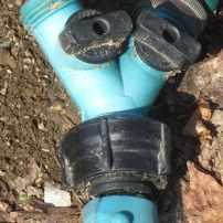 Y valve 1