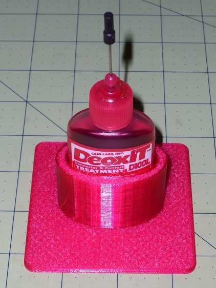 Caig DeoxIT bottle holder