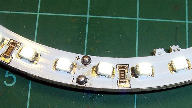 LED Ring - SMD soldering