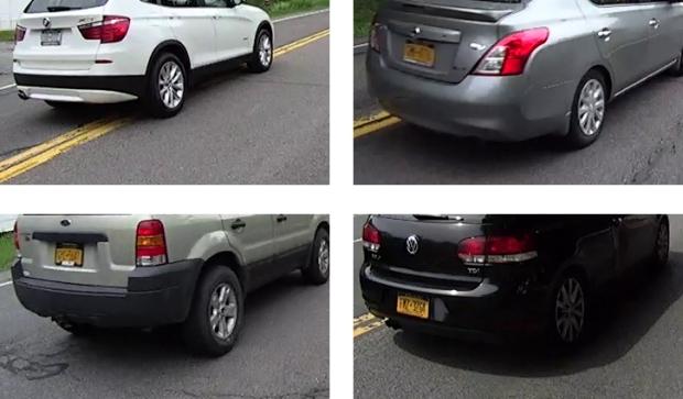 HDR-AS30V - license plates - 1280x720-120