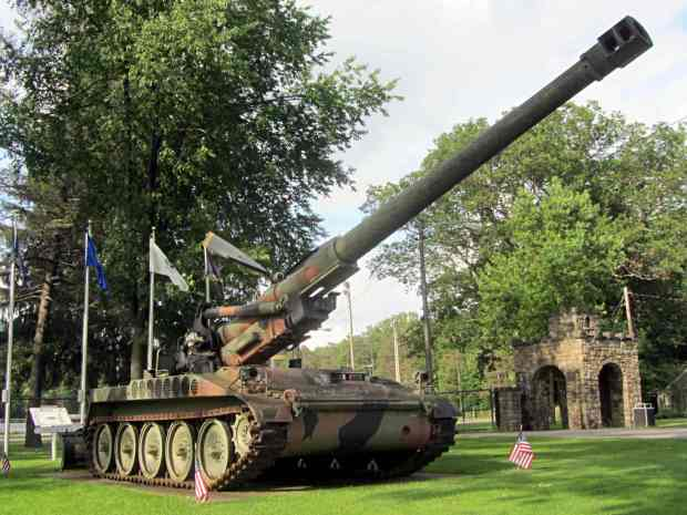 M110 Self-Propelled Howitzer - Salmanca