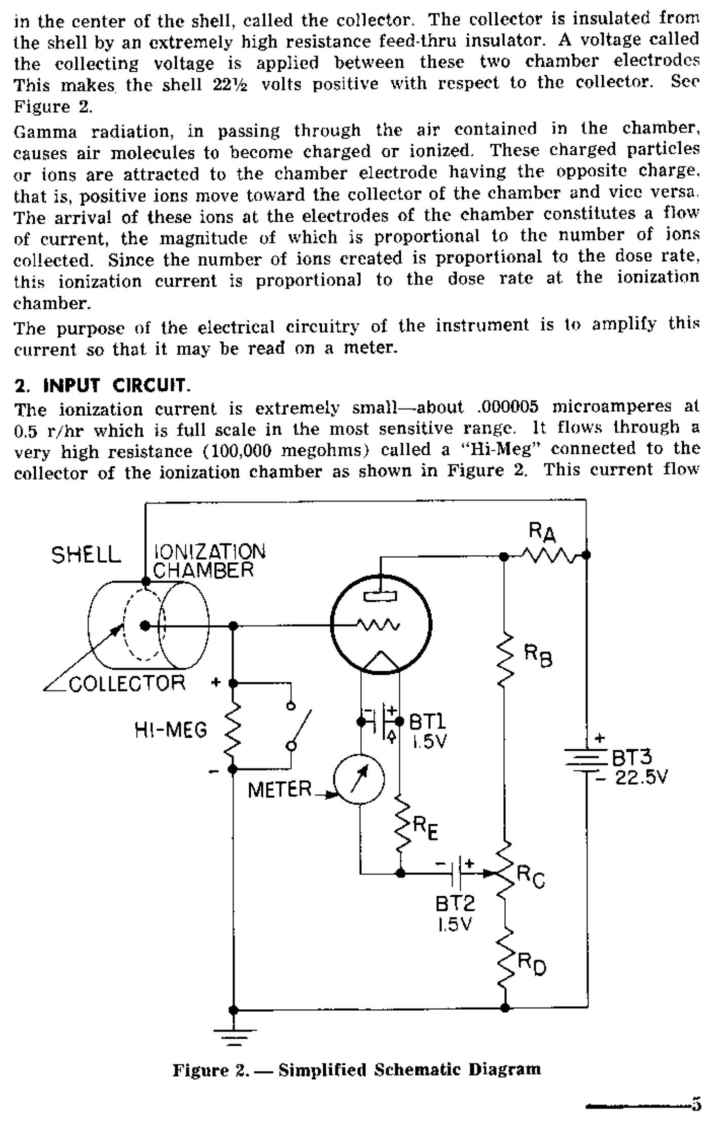 Victoreen CD-V-710 Model 5 Manual - Page 5