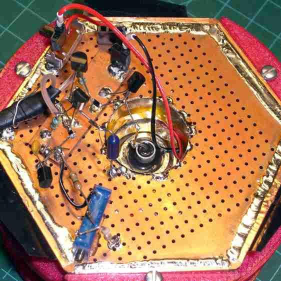 Electrometer amp - circuitry