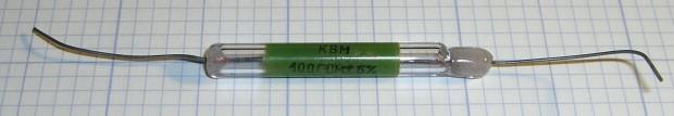 Russian 100 G electrometer resistor