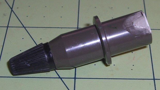 HP Plotter Pen - exposed plug