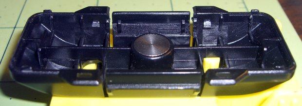 Sony HDR-AS30V Skeleton Mount - broken latch ramps