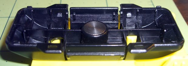 Sony HDR-AS30V Skeleton Mount - broken latch ramps