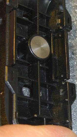 Sony HDR-AS30V Skeleton Mount - hole position - interior