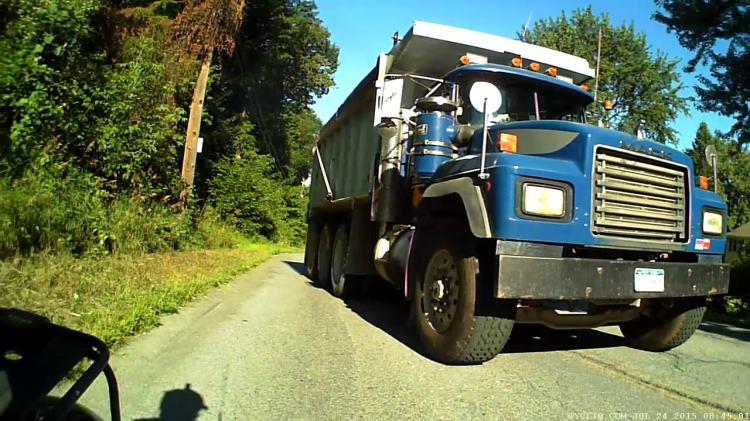 Maloney Rd 2015-07-24 - Truck 1