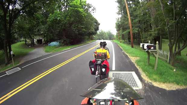 Spring Rd 2015-07-30 - EB - grate 1