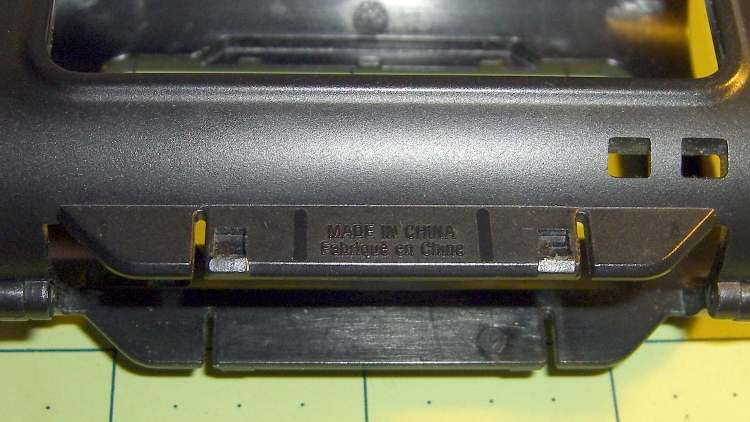 Sony HDR-AS30V Skeleton Mount - frame sockets