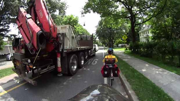 Raymond Ave - 2015-07-17 - Truck Clearance 1