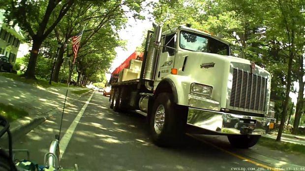 Raymond Ave - 2015-07-17 - Truck Clearance 2