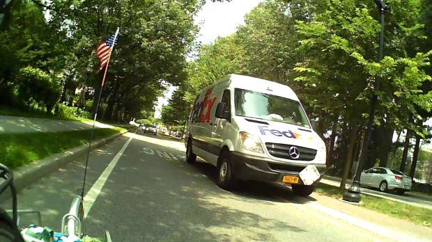 Raymond Ave - 2015-07-17 - Truck Clearance 3
