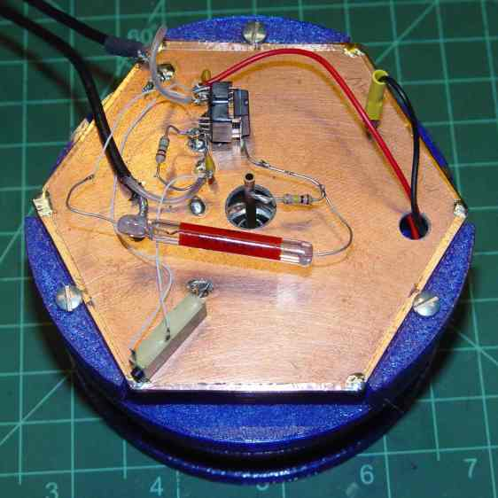 Electrometer Amp - 10 Gohm Rf