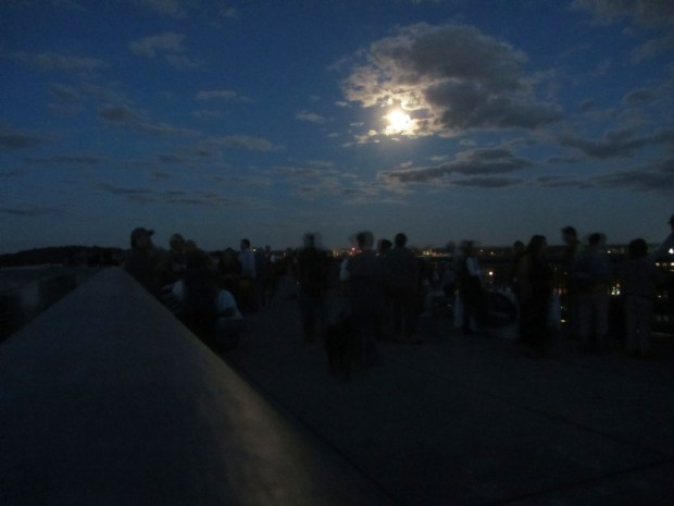 Walkway Over the Hudson - Sturgeon Moonwalk - 2015-08-28