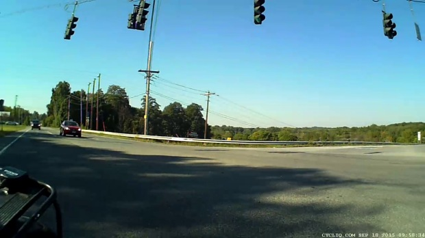 Signal Timing 2015-09-18 - New Hackensack Rd at Jackson Dr - Opposing Green at 10 s
