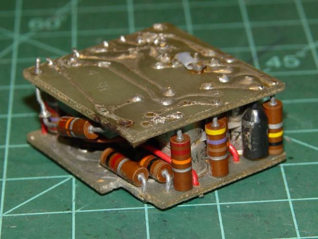 Electronics Block - 1
