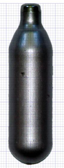 N2O capsule - grid overlay